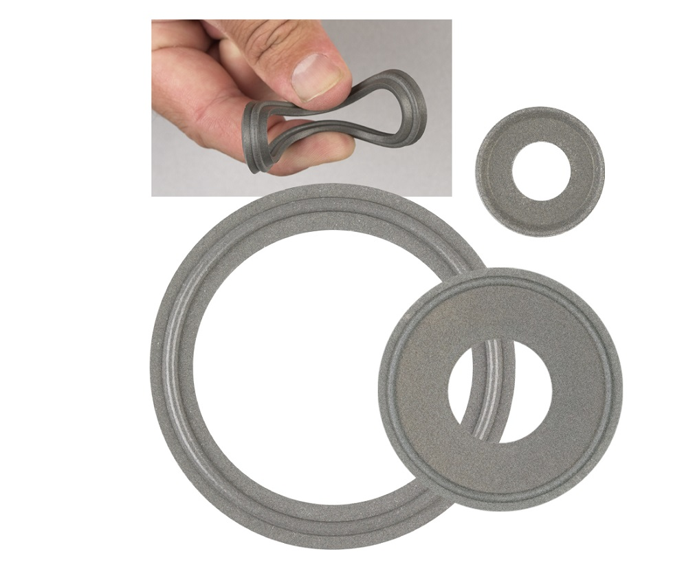Tuf-Steel® gasket voor 76,20x1,65mm buis