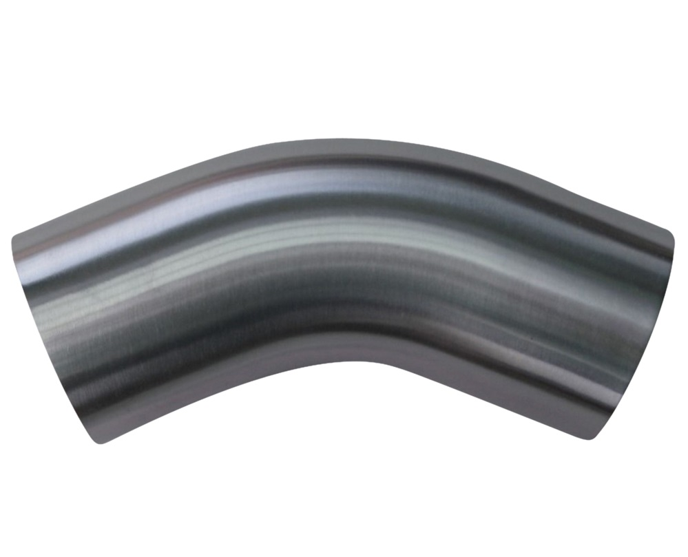 DT-08 Elbow 45˚ 76,20 x 1,65mm WxW SF1