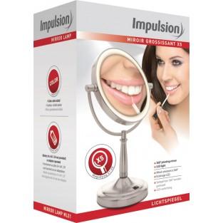 Dagaanbieding - Make-up spiegel met LED GRATIS verzenden. dagelijkse koopjes
