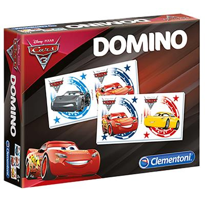 Dagaanbieding - Clementoni Cars Domino dagelijkse koopjes