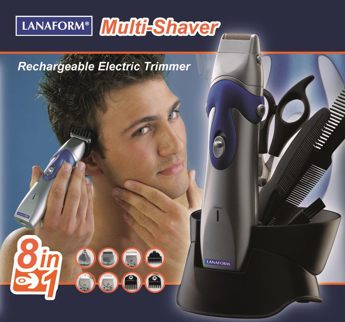 Lanaform Multi Shaver 8 in 1