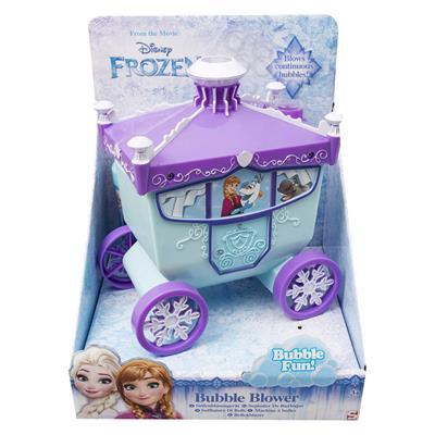 Dagaanbieding - Frozen Elsa Koets Bellenblaas dagelijkse koopjes