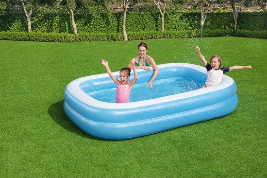 Dagaanbieding - Bestway Familie zwembad 262x175x51 dagelijkse koopjes